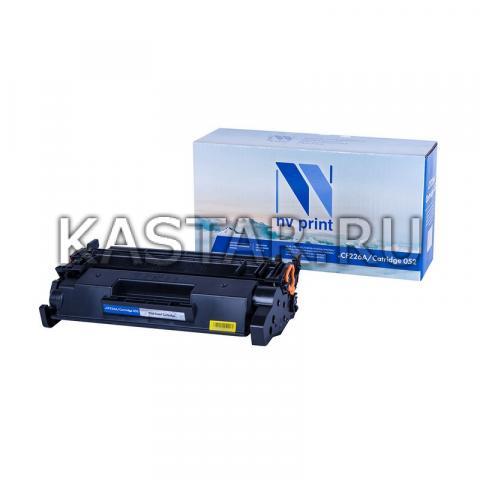 Картридж NVP совместимый NV-CF226A   NV-052 для HP LaserJet Pro M402   M402dn   M402dn   M402dne   M402dw   M402n   M426dw   M426fdn   M426fdw   i-SENSYS LBP212dw   LBP214dw   LBP215x   MF421dw   MF426dw Черный (Black) 3100стр.