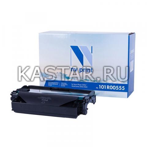 Картридж NVP совместимый NV-101R00555 DU для Xerox Phaser 3330 | WorkCentre 3335 | 3345 Черный (Black) 30000стр.