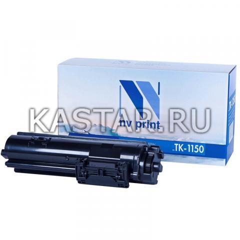 Картридж NVP совместимый NV-TK-1150 (БЕЗ ЧИПА) для Kyocera ECOSYS P2235d | P2235dn | P2235dw | M2135dn | M2635dn | M2635dw | M2735dw Черный (Black) 3000стр.