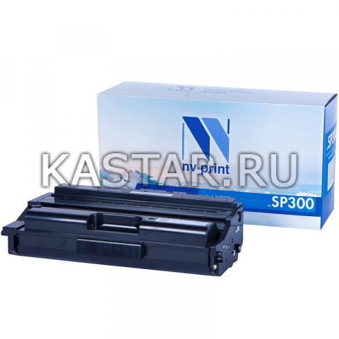 Картридж NVP совместимый NV-SP300 для Ricoh SP-300DN Черный (Black) 1500стр.
