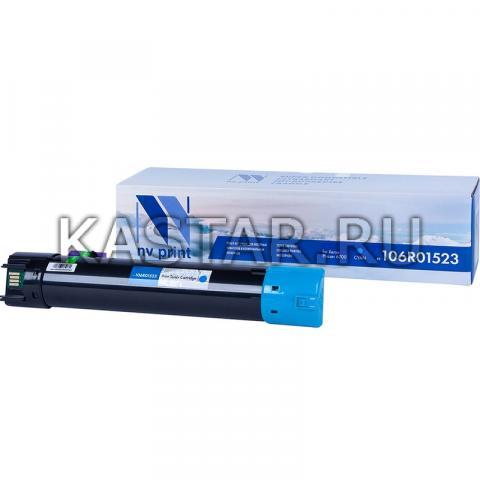 Картридж NVP совместимый NV-106R01523 Cyan для Xerox Phaser 6700 Голубой (Cyan) 12000стр.