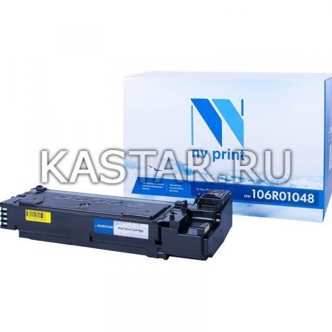 Картридж NVP совместимый NV-106R01048 для Xerox WorkCentre M20 | M20i Черный (Black) 8000стр.