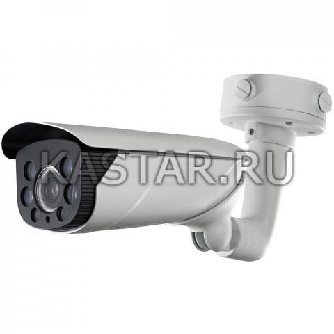 6Мп IP-камера Hikvision DS-2CD4665F-IZHS с аппаратной аналитикой и motor-zoom