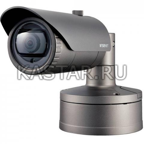 Вандалостойкая Smart-камера Wisenet Samsung XNO-6010RP с ИК-подсветкой