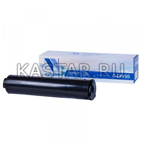 Тонер-туба NVР совместимый NV-C-EXV50 для Canon IR1435   1435i   1435iF Черный (Black) 17600стр.