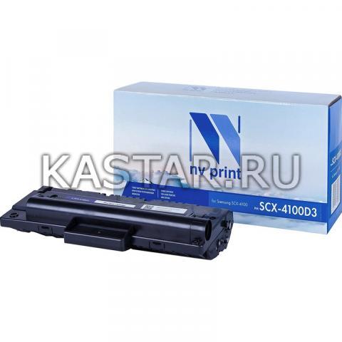 Картридж NVP совместимый NV-SCX-4100D3 для Samsung SCX-4100 Черный (Black) 3000стр.