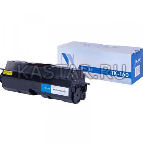 Картридж NVP совместимый NV-TK-160 для Kyocera FS-1120D | 1120DN | ECOSYS P2035d Черный (Black) 2500стр.