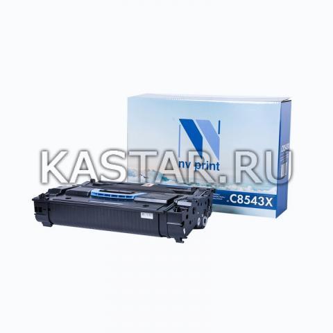 Картридж NVP совместимый NV-C8543X NEW для HP LaserJet 9000 | 9000dn | 9000L mfp | M9040 | 9040dn | 9040n | M9050 | 9050n | 9050dn | M9059 Черный (Black) 30000стр.