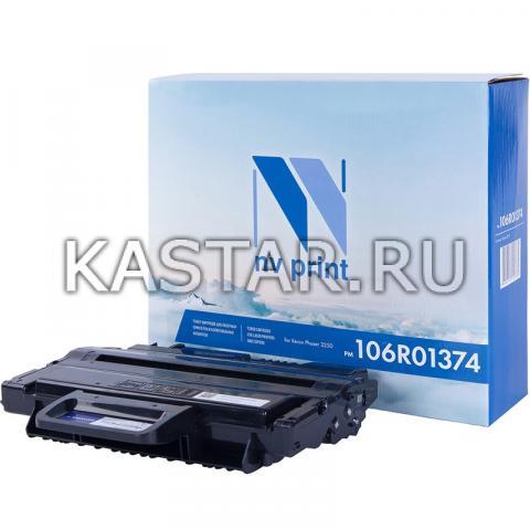 Картридж NVP совместимый NV-106R01374 для Xerox Phaser 3250 Черный (Black) 5000стр.