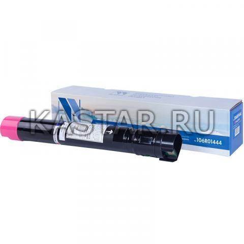 Картридж NVP совместимый NV-106R01444 Magenta для Xerox Phaser 7500 Пурпурный (Magenta) 17800стр.
