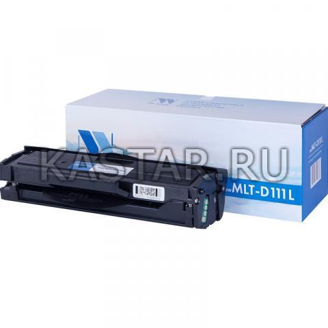 Картридж NVP совместимый NV-MLT-D111L для Samsung Xpress M2020 | M2020W | M2070 | M2070W | M2070FW Черный (Black) 1800стр.