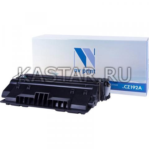 Картридж NVP совместимый NV-CZ192A для HP LaserJet Pro M435nw | M701 | M706 Черный (Black) 12000стр.