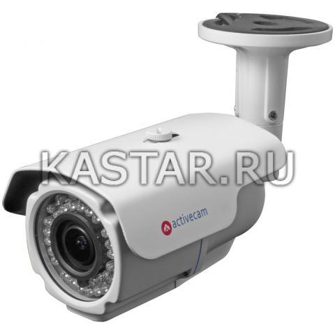 Цилиндр 4 Мп буллет-камера ActiveCam AC-D2143IR3 с вариофокальным объективом