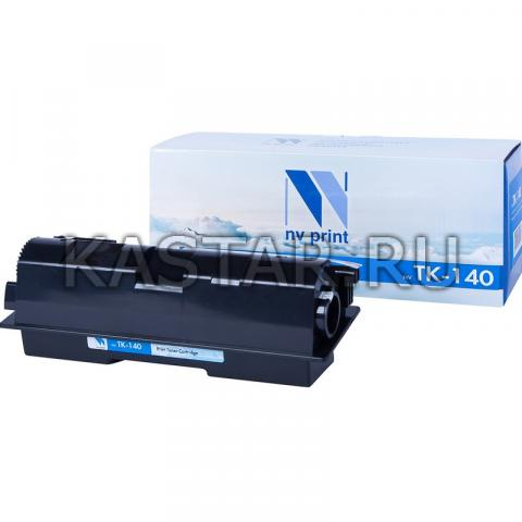 Картридж NVP совместимый NV-TK-140 для Kyocera FS-1100 | 1100N Черный (Black) 4000стр.