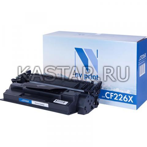 Картридж NVP совместимый NV-CF226X для HP LaserJet Pro M402d | M402dn | M402dne | M402dw | M402n | M426dw | M426fdn | M426fdw Черный (Black) 9000стр.