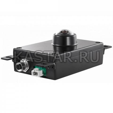 Компактная IP-камера FishEye для транспорта Hikvision DS-2CD6562PT