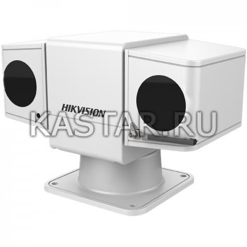 Поворотная платформа Hikvision DS-2DY5223IW-AE серии DarkFighter с поддержкой питания PoE+