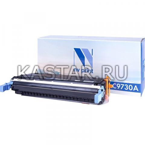 Картридж NVP совместимый NV-C9730A Black (БЕЗ ГАРАНТИИ) для HP LaserJet Color 5500 | 5500dn | 5500dtn | 5500hdn | 5500n | 5550 | 5550dn | 5550dtn | 5550hdn | 5550n Черный (Black) 13000стр.