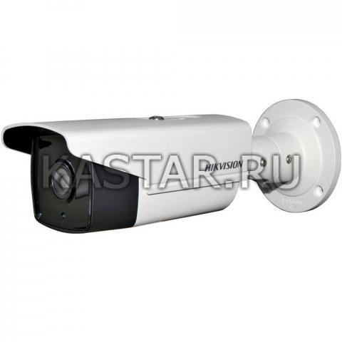 IP-камера Hikvision DS-2CD4B26FWD-IZS с EXIR-подсветкой и Motor-zoom