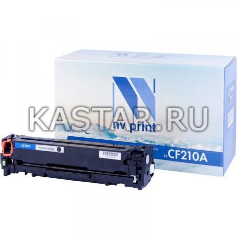 Картридж NVP совместимый NV-CF210A Black для HP LaserJet Color Pro M251n | M251nw | M276n | M276nw Черный (Black) 1600стр.