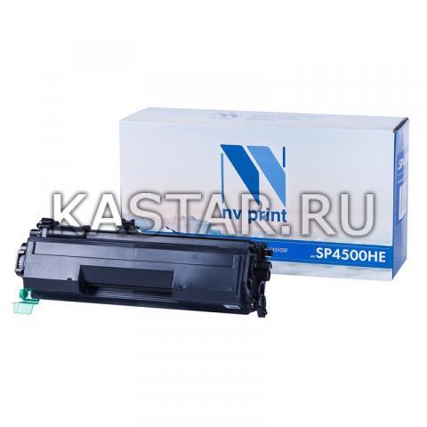 Картридж NVP совместимый NV-SP4500HE для Ricoh SP-4510DN   4510SF Черный (Black) 12000стр.