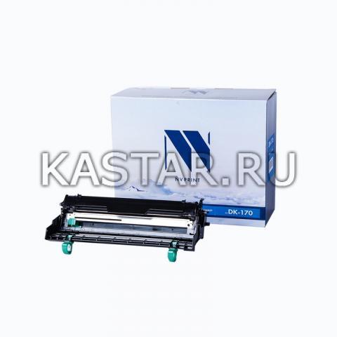 Блок фотобарабана NVP совместимый NV-DK-170 DU для Kyocera  ECOSYS P2035d | P2035dn | FS-1320D | P2135d | FS-1320DN | FS-1370DN | P2135dn | FS-1035MFP | DP | FS-1135MFP | M2035dn | M2535dn Черный (Black) 100000стр.
