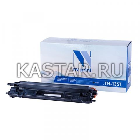 Картридж NVP совместимый NV-TN-135T Black для Brother HL-4040CN | 4050CDN | 4070CDW | DCP-9040CN | 9042CDN | 9045CDN | MFC-9440CN | 9450CDN | 9840CDW Черный (Black) 5000стр.