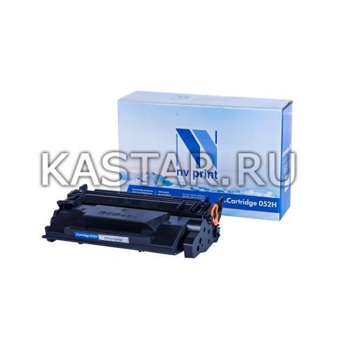 Картридж NVP совместимый NV-052H для Canon  i-SENSYS LBP212dw | LBP214dw | LBP215x | MF421dw | MF426dw | MF428x | MF429x Черный (Black) 9200стр.
