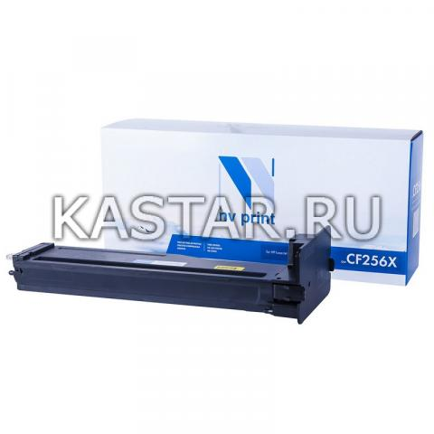 Картридж NVP совместимый NV-CF256X для HP LaserJet M436n | M436nda Черный (Black) 12300стр.