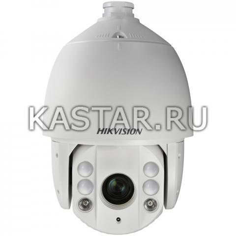 Скоростная поворотная WideD1 камера Hikvision DS-2AE7164-A с ИК-подсветкой