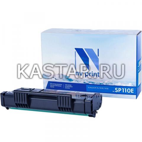 Картридж NVP совместимый NV-SP110E для Ricoh SP-111 | 111SF | 111SU Черный (Black) 2000стр.