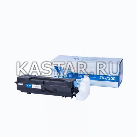 Картридж NVP совместимый NV-TK-7300 для Kyocera ECOSYS P4040dn Черный (Black) 15000стр.