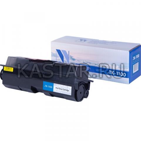 Картридж NVP совместимый NV-TK-1100 для Kyocera FS-1110 | 1024MFP | 1124MFP Черный (Black) 2100стр.