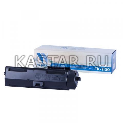 Картридж NVP совместимый NV-TK-1150 для Kyocera ECOSYS P2235d | P2235dn | P2235dw | M2135dn | M2635dn | M2635dw | M2735dw Черный (Black) 3000стр.