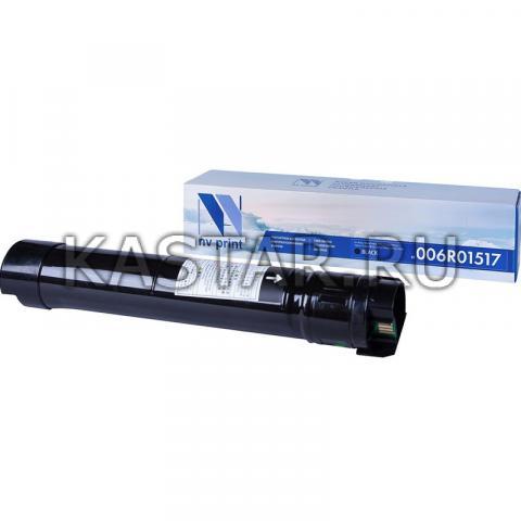 Картридж NVP совместимый NV-006R01517 Black для Xerox WorkCentre 7525 | 7530 | 7535 | 7545 | 7556 | 7830 | 7835 | 7845 | 7855 | 7970 Черный (Black) 26000стр.