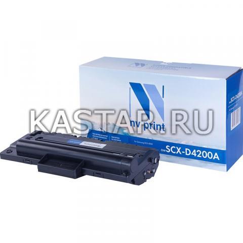 Картридж NVP совместимый NV-SCX-D4200A для Samsung SCX-4200 | 4220 Черный (Black) 3000стр.