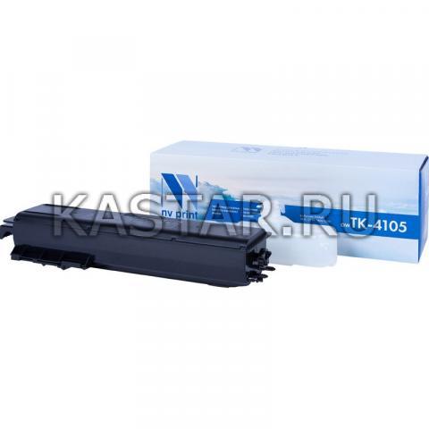 Картридж NVP совместимый NV-TK-4105 для Kyocera TASKalfa 1800 | 1801 | 2200 | 2201 Черный (Black) 15000стр.