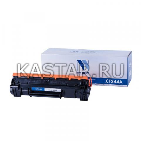 Картридж NVP совместимый NV-CF244A для HP LaserJet Pro M15a | M15w | M16MFP M28a | M28w | M29 Черный (Black) 1000стр.