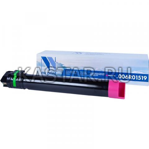 Картридж NVP совместимый NV-006R01519 Magenta для Xerox WorkCentre 7525   7530   7535   7545   7556   7830   7835   7845   7855   7970 Пурпурный (Magenta) 15000стр.