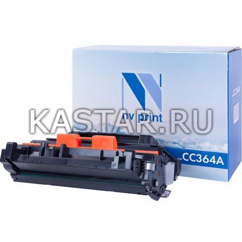 Картридж NVP совместимый NV-CC364A для HP LaserJet P4015dn | P4015n | P4015tn | P4015x | P4515n | P4515tn | P4515x | P4515xm Черный (Black) 10000стр.