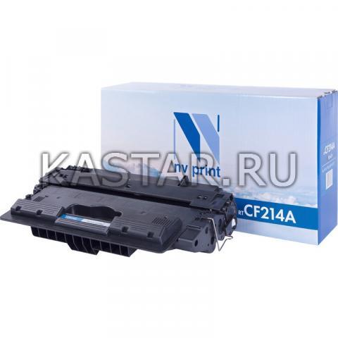 Картридж NVP совместимый NV-CF214A для HP LaserJet M712xh | M712dn | M725dn | M725f | M725z | M725z+ Черный (Black) 10000стр.