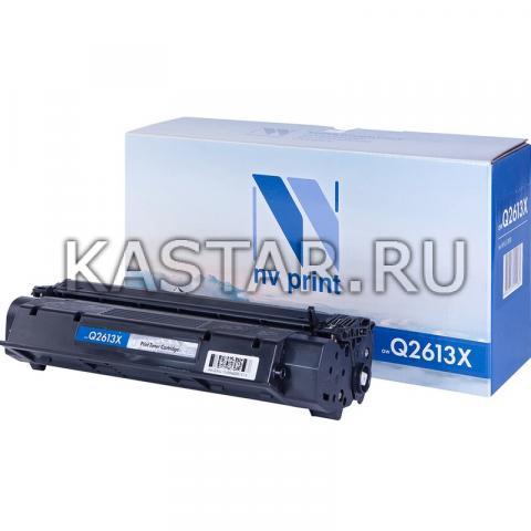 Картридж NVP совместимый NV-Q2613X для HP LaserJet 1300 | 1300n Черный (Black) 4000стр.