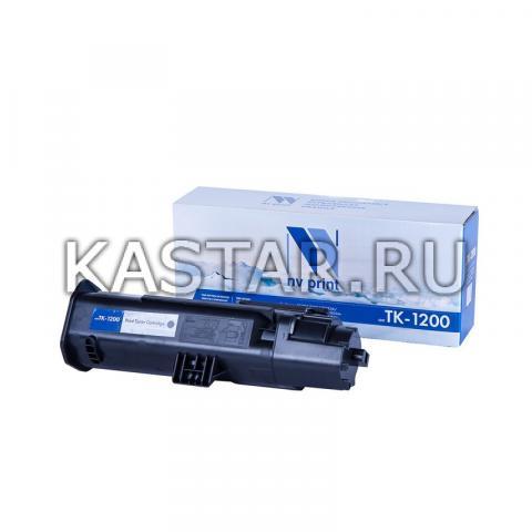 Картридж NVP совместимый NV-TK-1200 для Kyocera  ECOSYS P2335d | P2335dn | P2335dw | M2235dn | M2735dn | M2835dw Черный (Black) 3000стр.