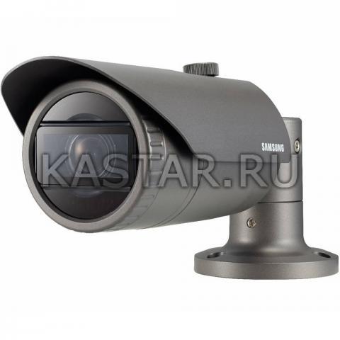 Вандалостойкий bullet Wisenet Samsung QNO-7080RP с Motor-zoom и ИК-подсветкой