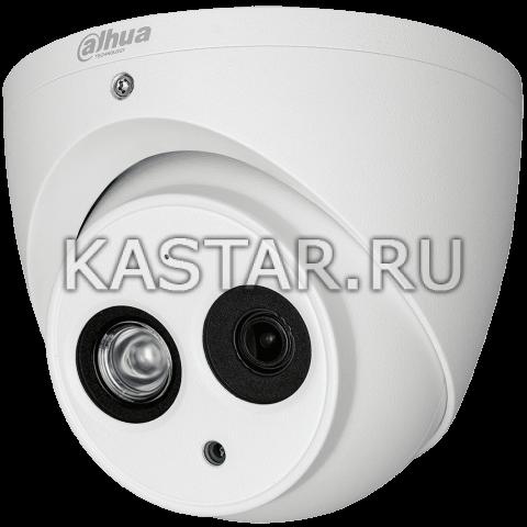 CVI-камера Dahua DH-HAC-HDW2401EMP-A-0280B