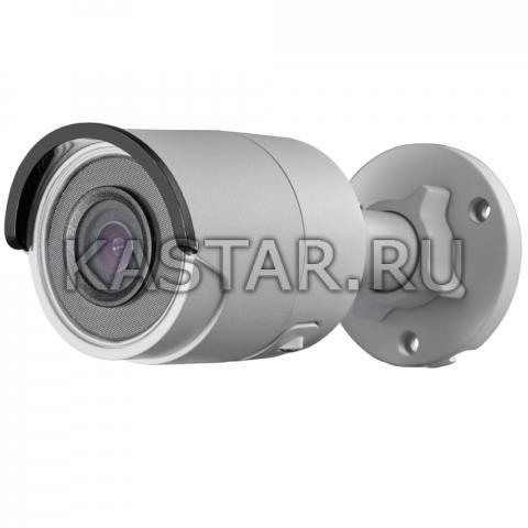 IP-камера Hikvision DS-2CD2023G0-I (4 мм) с EXIR-подсветкой 30 м