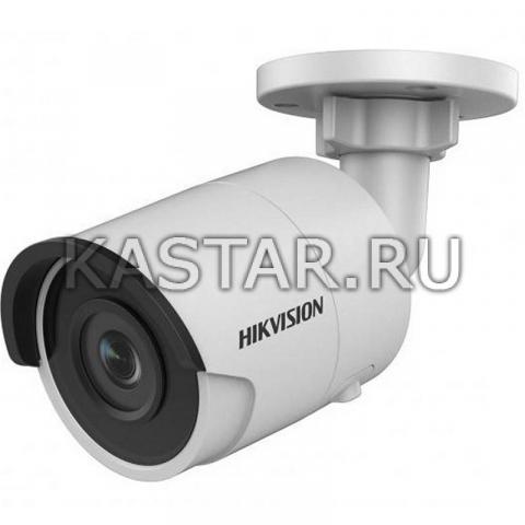 Высокочувствительный IP мини-буллет Hikvision DS-2CD2025FWD-I с EXIR-подсветкой