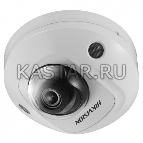 IP-камера Hikvision DS-2CD2525FWD-IS (4 мм) с EXIR-подсветкой 10 м