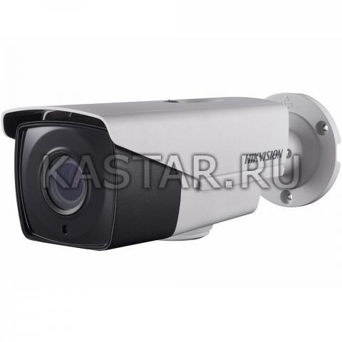 HD-TVI камера для улицы Hikvision DS-2CE16D8T-IT3ZE с Motor-zoom и EXIR-подсветкой