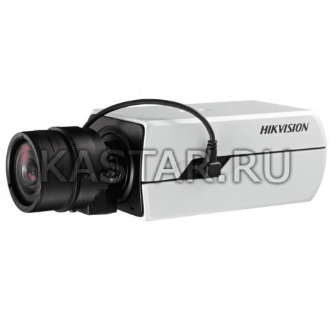 Уличная 8 Мп TVI-камера Hikvision DS-2CE37U8T-A без объектива